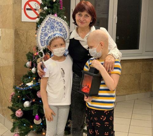 Фонд «Настенька» поздравляет с Новым годом!
