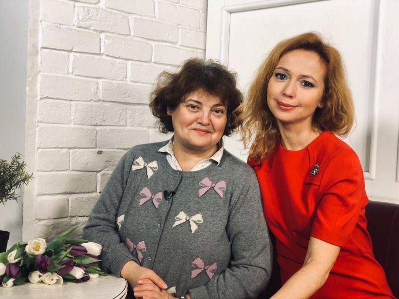 #ЕслиБыНеМама: Елена Захарова с мамой - о самом сокровенном